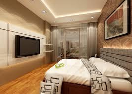 delighful master bedroom feature wall contemporary idea in dallas