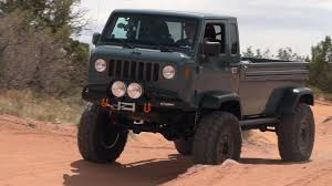 jeep van 2015 jeep mighty fc concept storms moab the downshift episode 11