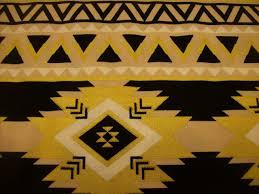 u0026 gold tribal print fabric by yard designer print