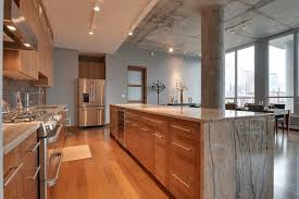Kitchen Island Columns Contemporary Kitchen With Open Concept By Ashley Petroske Zillow