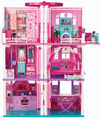 01 05 14 barbie dream house u0026 kidkraft waterfall mountain train