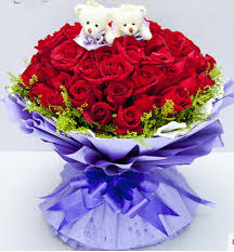 order flowers for delivery aliexpress buy 99 roses flower shop order flowers all china