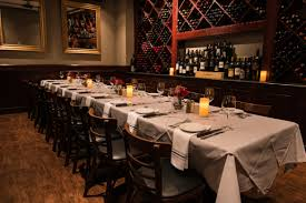 chamberlain u0027s wine room private dining room to 18 guest dallas