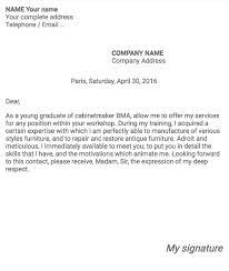 Cabinet Maker Resume Cabinet Maker Cover Letter 7 Template Cabinetmaker Uxhandy Com