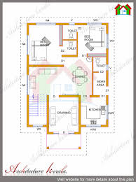 house plans in kerala with estimate 4 bhk kerala house in 1700 square feet architecture kerala