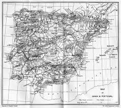 Portugal Spain Map by File Map Of Spain U0026 Portugal Jpg Wikimedia Commons