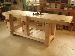 Free Plans Building Wood Workbench by 706 Best Wood Bench Images On Pinterest Woodwork Wood Projects