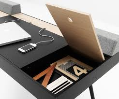 Minimalistic Desk Cupertino By Boconcept The Perfect Minimalist Desk