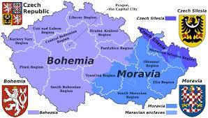 bohemia map lands