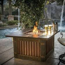outdoor gas fire pit table gas fire pits tables grand colonial gas fire pit table gas fire pit