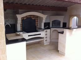construire sa cuisine d été awesome cuisine d ete exterieure en 6 am233nager une
