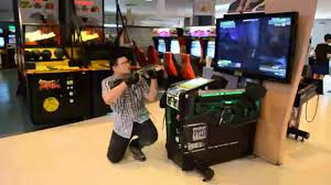 best ever arcade shooting gamer in thailand 2 youtube