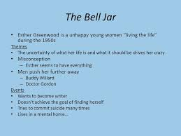 the bell jar themes analysis the secret life of bees the color purple and the bell jar ppt