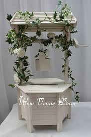 Wishing Well Barn Pricing Wooden Wedding Wishing Well White Ivory Card Box Incl Lid As