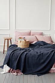 Linen Bed Stonewashed Linen Bedding Linen Clothing Table And Kitchen