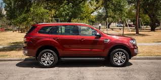 2016 Ford Everest Ford Everest Trend Rwd Variant Added Cuts Price By 5000 Photos