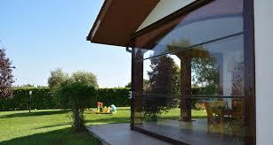 terrasse transparente der windschutz für ihre terrasse zum