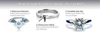 build your own ring bullion and diamond s custom designs bullion diamond co