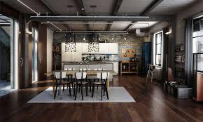 Loft Kitchen Ideas Creative Of Loft Interior Design Ideas Loft Interior Design Style
