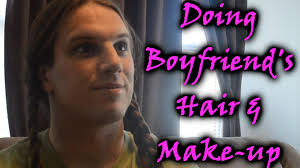 husband forced to sleep in hair rollers how to force your boyfriend to crossdress step 5 hair and make