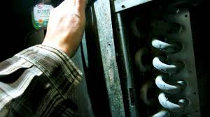 musty smell from your ac vents check and clean the evaporator