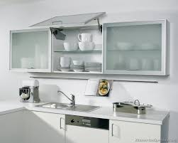 Glass Cabinet Doors Kitchen Custom Frosted Glass Kitchen Cabinet Doors Derektime Design