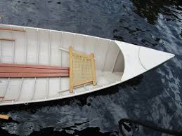 for sale hamner guide boat old town sailing canoe saranac lake