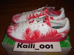 adidas pw stan smith palm tree size 9 5 pharrell williams