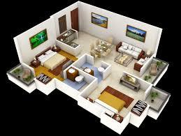 splendid three bedroom house interior designs 8 home design