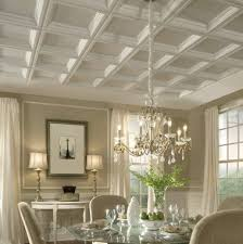 Suspended Ceiling Grid Covers by Coffered Ceiling Armstrong Ceilings Residential