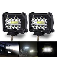 2 inch led spot light safego 4 inch 18w led spot work light led chips offroad car light 4