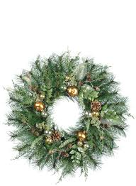 pine wreath pine bushes sullivans