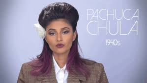 chicanos hairstyles 6 decades of mexican and mexican american style evolution huffpost