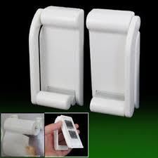 magnetic toilet paper holder plastic white adjustable magnet toilet paper tissue holder bracket