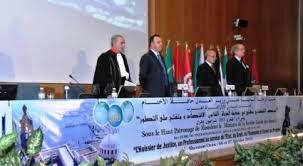 chambre nationale des huissiers de justice algerie 1er forum international des huissiers de justice à oran les 6 et 7