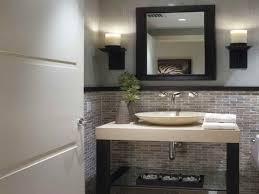 modern home interior design bathroom small modern half bathrooms