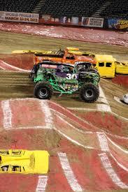 monster truck race monster truck just a little brit