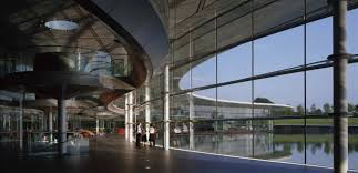 mclaren factory mclaren technology centre projects foster partners foster