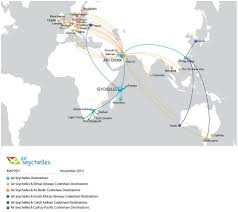 Alaska Air Map by Air Seychelles World Airline News Page 2