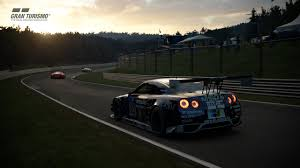 nissan gran turismo racing gran turismo sport review new game network