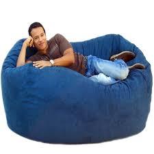 blue big bean bag chairs bean bag chairs for adults pinterest