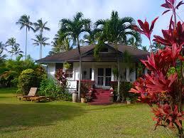 Hawaii travel home images Grotto inn idyllic self catering cottages in kauai hawaii jpg