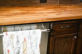 countertops making butcher block countertops diy to save your