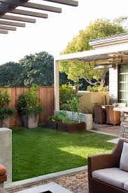 california backyard appealing planters placement in rock garden ideas with
