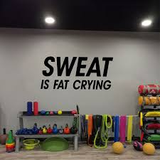 popular workout wall decor quotes buy cheap workout wall decor