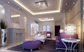 Living Room With Purple Sofa Purple Sofa Living Room Ideas For Luxury Interior Design
