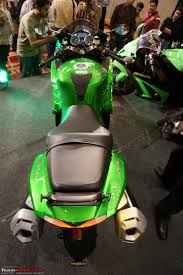 kawasaki zx10r u0026 zx14r launch report and pics team bhp