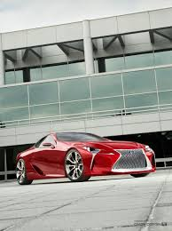 toyota lexus lf lc lexus lf lc concept red u2013 five axis