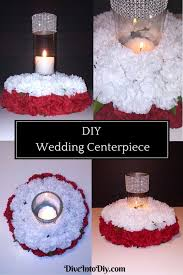 diy wedding centerpiece dive into diy