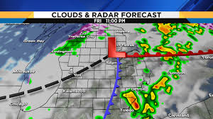 Howell Michigan Map by Metro Detroit Weather Latest On Friday U0027s Severe Threat